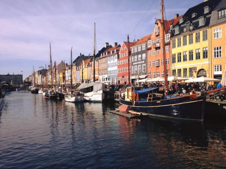 Nyhavn Copenhagen Travel